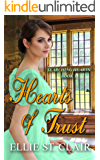 Hearts of Trust: A Historical Regency Romance (Searching Hearts Book 3)