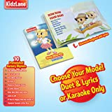 Kidzlane Kids Karaoke Microphone with