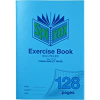 Spirax P110 Exercise Book A4 8Mm 128Pg