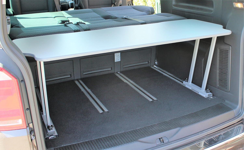 Accesorio de colchón y soporte para Volkswagen Multivan T5/T6, 3 piezas, RG50/50: Amazon.es: Coche y moto