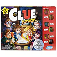 Cluedo Junior - Kids Mystery Board Game