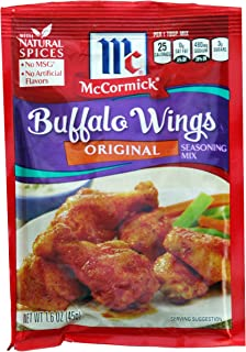 Amazon Com French S Hot Buffalo Wings Pack Of 12 Poultry