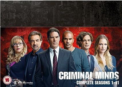 Criminal Minds - Seasons 1-11 [DVD]: Amazon co uk: Shemar