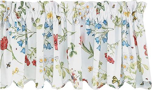 Park Designs Wildflower Valance, 72 x 14
