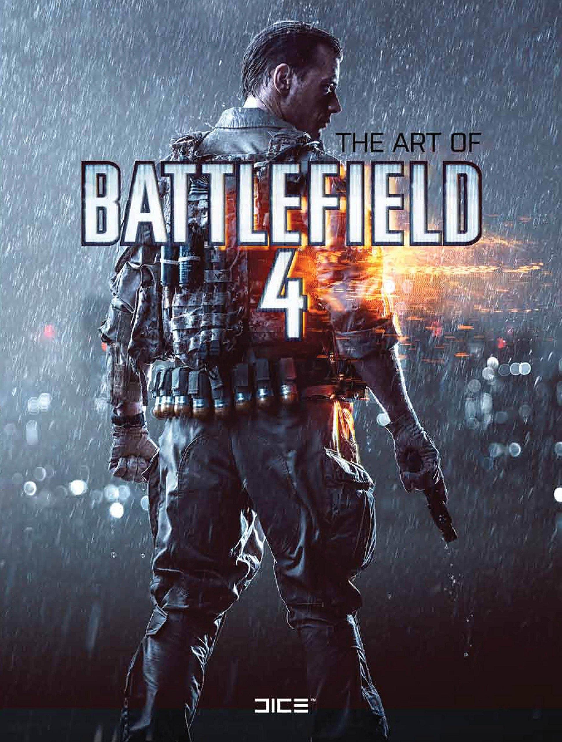 The Art of Battlefield 4 pdf