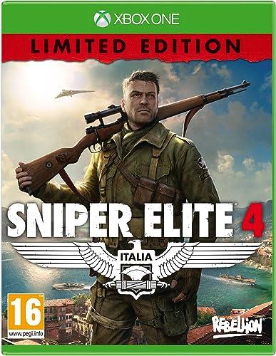 Sniper Elite 4 [Importación Inglesa]: Amazon.es: Videojuegos