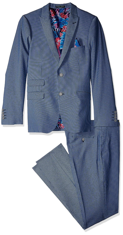 Paisley /& Gray Mens Ashton Slim Fit Suit