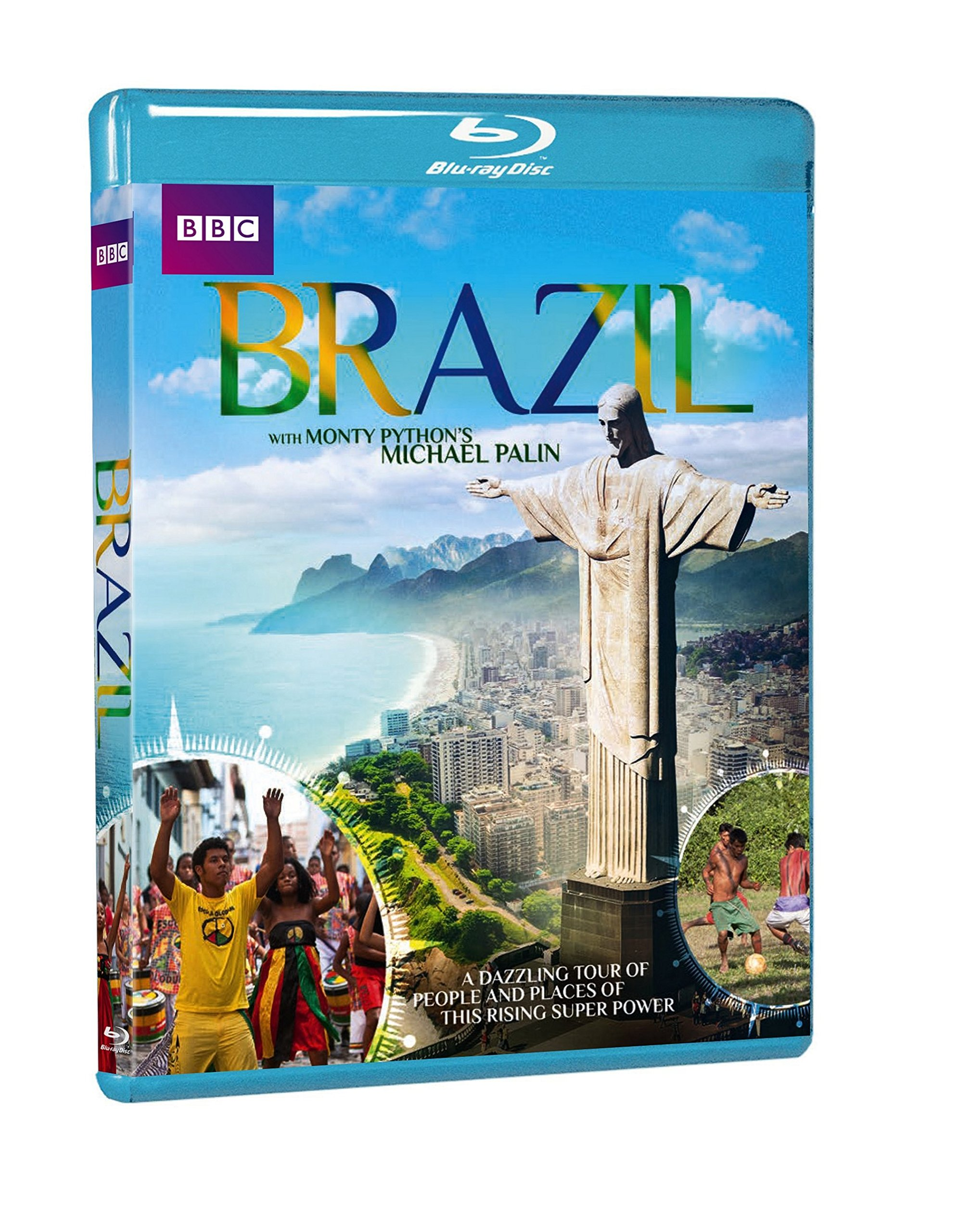 Blu-ray : Brazil with Michael Palin (Blu-ray)