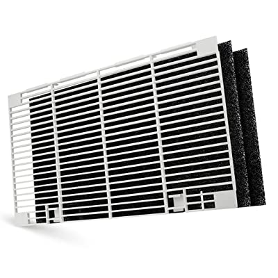 Camp'N – Dometic Compatible RV A/C Replacement Grille-Replaces Dometic 3104928.019 Includes Grill and 2 Replacement Foam Air Filters: Automotive [5Bkhe0402738]
