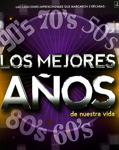 Los Mejores Años De Nuestra Vida: Various Artists: Amazon.es: Música