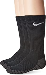 NIKE Kids Everyday Max Cushion Crew Socks (3 Pairs)