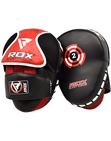 Boxing, Martial Arts & Mma Thai Kick Boxing Strike Arm Pad Focus Punch Shield Mit Sporting Goods