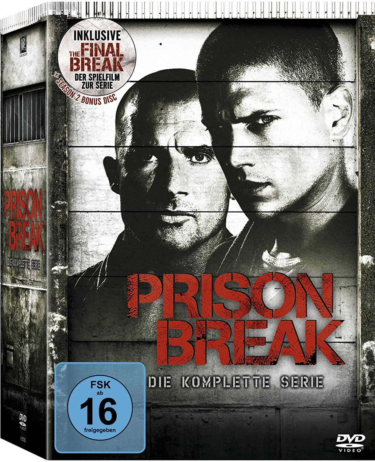 Amazon Com Prison Break Movies Tv