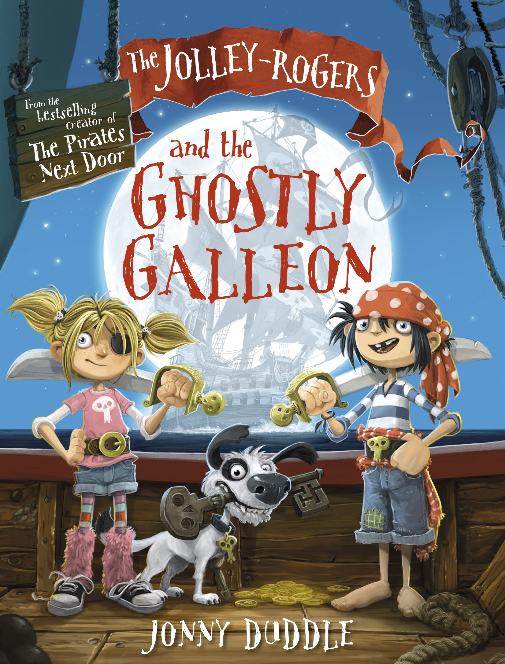Image result for the jolly rogers and the ghostly galleon