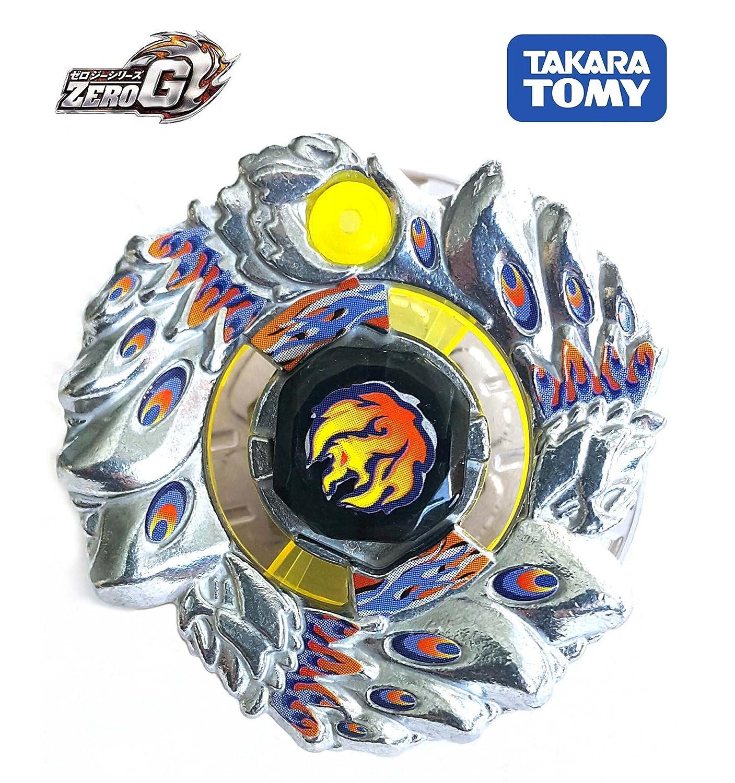 Takara Tomy Beyblade Zero G BBG-09 Synchrom Booster Thief Phoenic E230GCF with lancheur B01N4O52ZQ