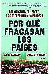 Por qué fracasan los países (Spanish Edition) Paperback