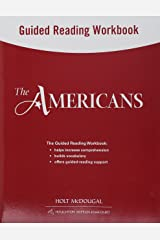 The Americans Guided Reading Workbook Survey Paperback