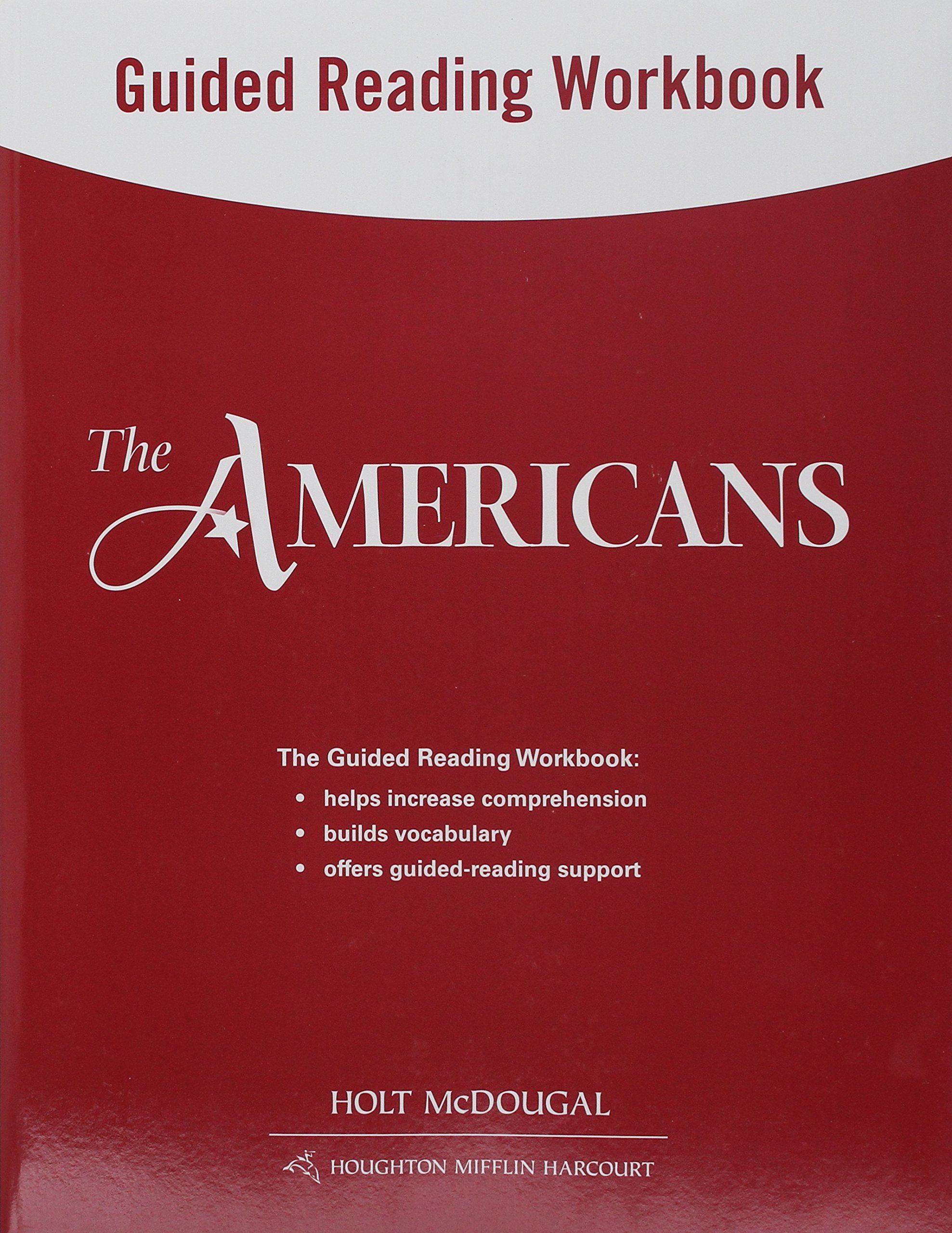amazon com the americans guided reading workbook survey rh amazon com McDougal Animated McDougal Lubbock