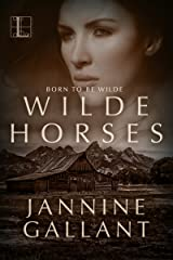 Wilde Horses (Born to Be Wilde Book 4) Kindle Edition
