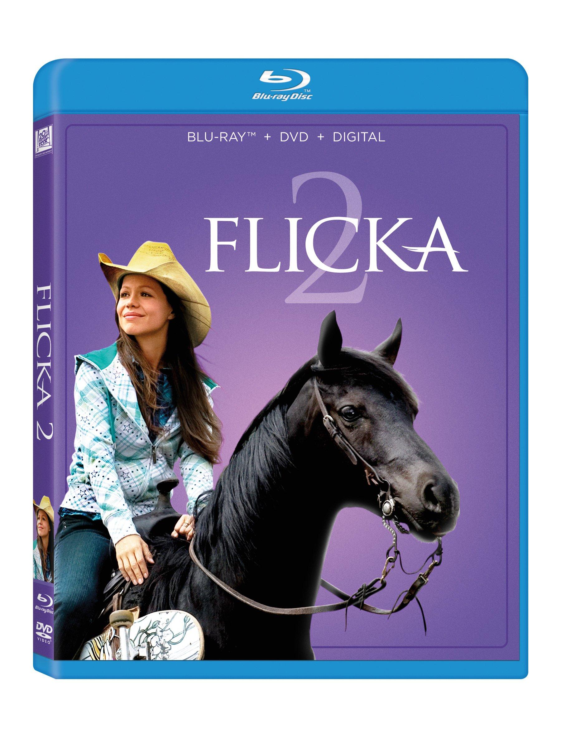 Blu-ray : Flicka 2 (Pan & Scan)