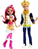 Ever after high Perpetual Winter 2-Pack, Darling Charming and Rosabella Beauty Dolls