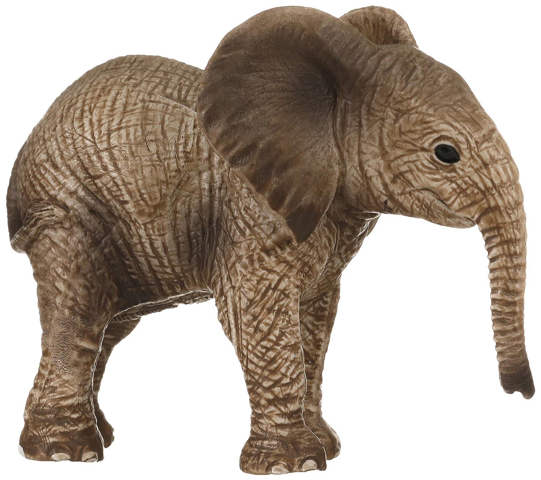 Schleich African Elephant Calf Toy Figure 14763