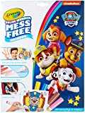 Crayola Paw Patrol Color Wonder, Mess Free Coloring Pages & Markers, Styles May Vary, Gift