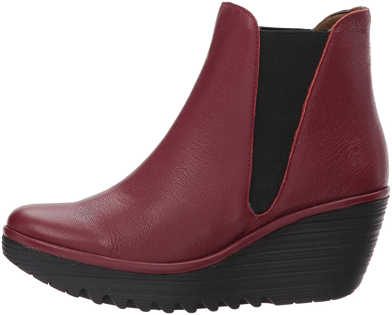Fly London Damen Yoss Mousse Kurzschaft Stiefel Stiefel Stiefel d32f05