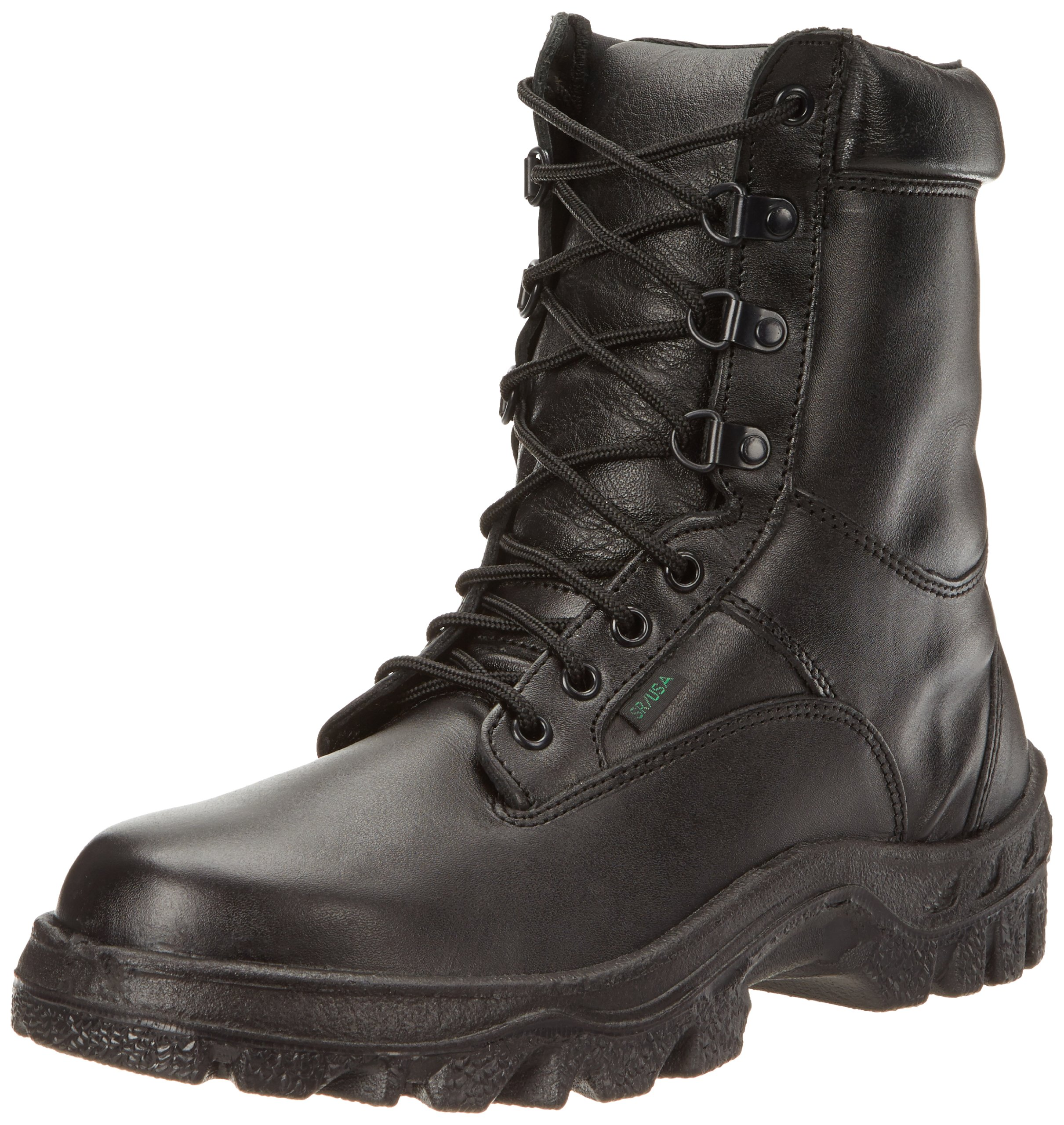 Rocky Men's Postal Tmc 8 Inch Work Boot,Black,13 W US