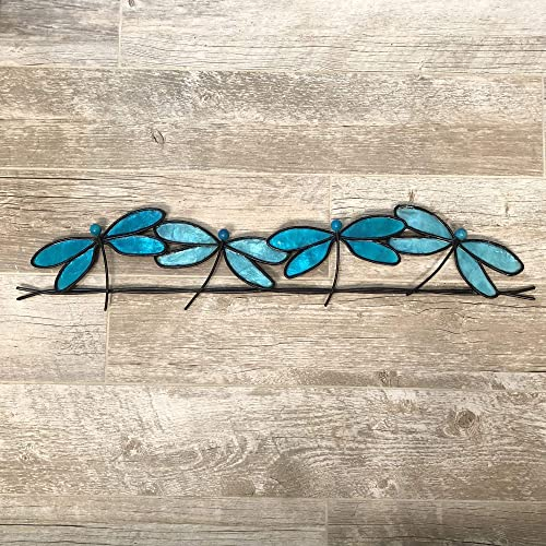 Eangee Dragonflies On A Wire Wall Decor