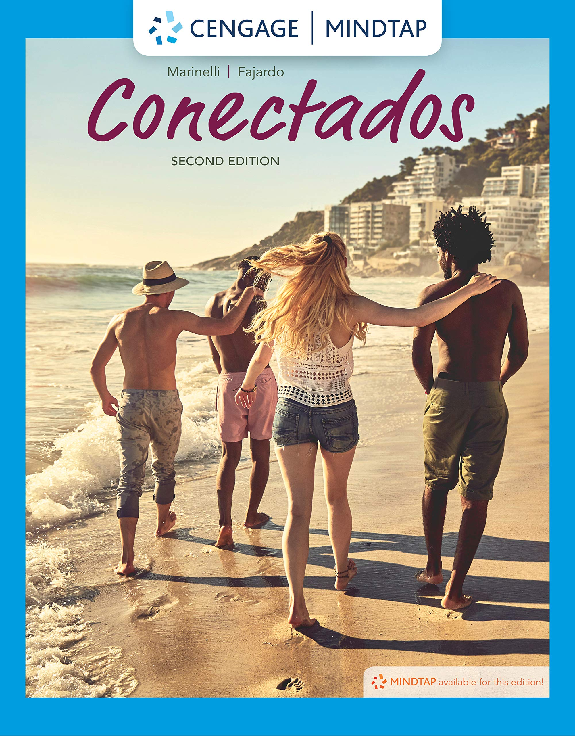MindTap for Marinelli/Fajardo's Conectados, 2nd Edition [PC Online code] by Cengage Learning