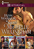 Michelle Willingham Irish Warrior Bundle - 4 Book Box Set (The MacEgan Brothers 3)