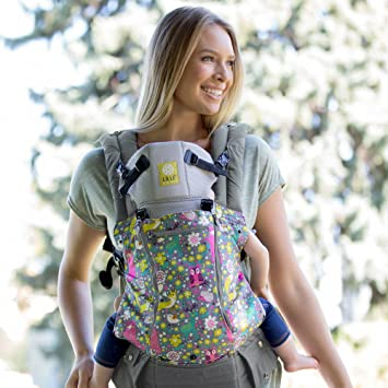 Six Position 360 Ergonomic Baby Child Carrier By Lillebaby The Complete All Seasons