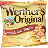 WERTHER'S ORIGINAL Hard Candies, 5.5 Ounce