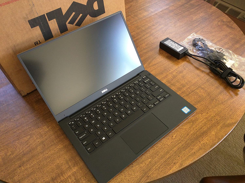 "Dell XPS 13-9360 Intel Core i3-7100U X2 2.4GHz 4GB 128GB SSD 13.3"" Win10,Silver (Certified Refurbished)"