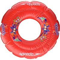 Speedo, Sea Squad Swim Ring, Flotador Redondo, Unisex