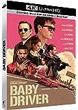 Baby driver 4k ultra hd [Blu-ray]