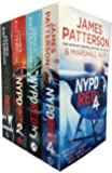 James Patterson NYPD Red Collection 4 Books Set (Book 1-4)