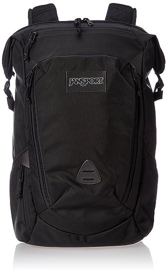 JanSport Shotwell Laptop Backpack (Black Ballistic Nylon, One_Size)