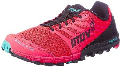 Inov-8 Womens Trailtalon 250 Neon Pink/Black/Teal 3 ...
