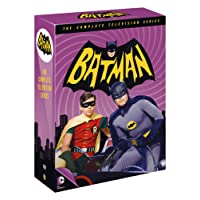 Batman - Complete TV Series [DVD] [2014]