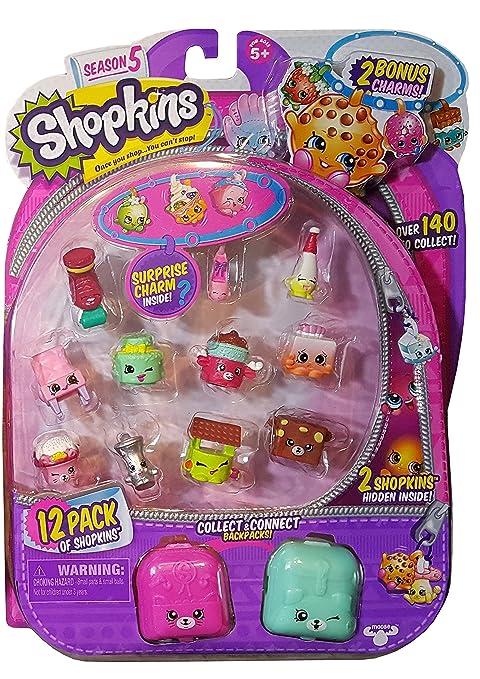 Shopkins Pop-up tienda COLECCIONISTAS Funda NUEVO