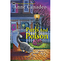 Purls and Poison (A Black Sheep & Co. Mystery Book 2)