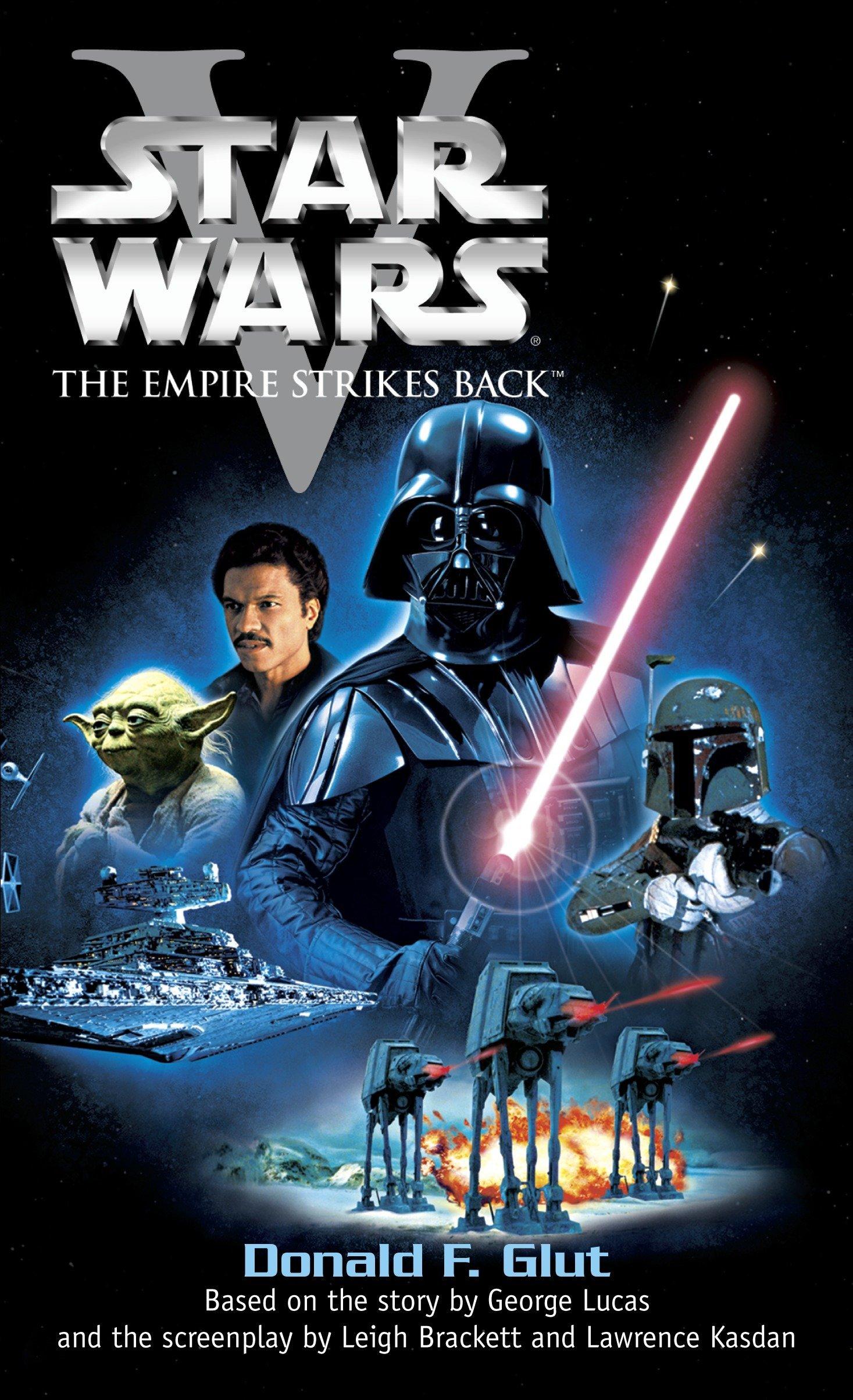 Amazon.com: Star Wars, Episode V: The Empire Strikes Back (9780345320223): Glut, Donald F.: Books