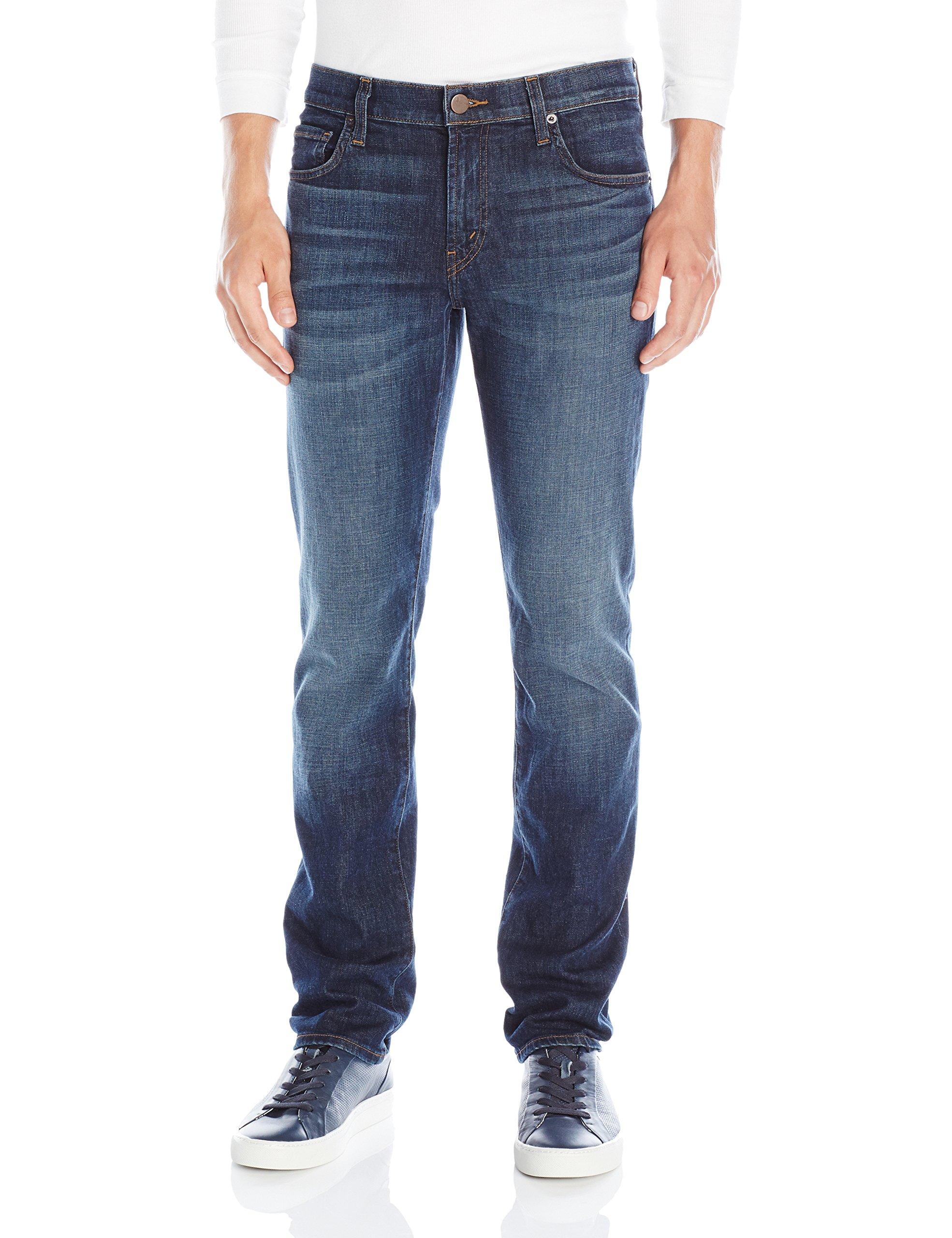 J Brand Jeans Men's Kane Straight 5 Pocket Fit, Kabru, 33