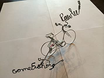 Amazon.com: Señal hecha a mano con el texto en inglés «Gone ...
