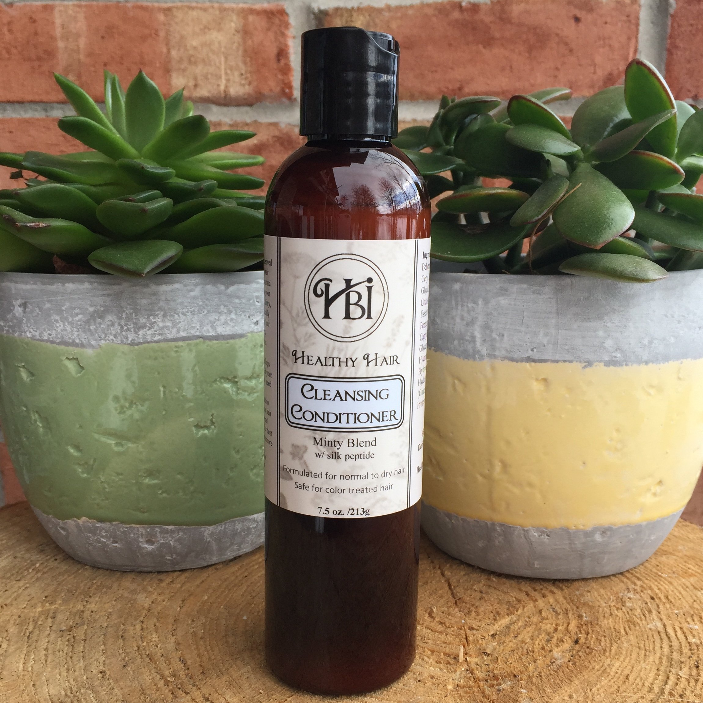Healthy Hair Cleansing Conditioner Minty Blend 7.5 oz