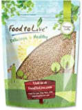 Food to Live Hard Red Wheat Berries (Sprouting for Wheatgrass) (2.5 Pounds)