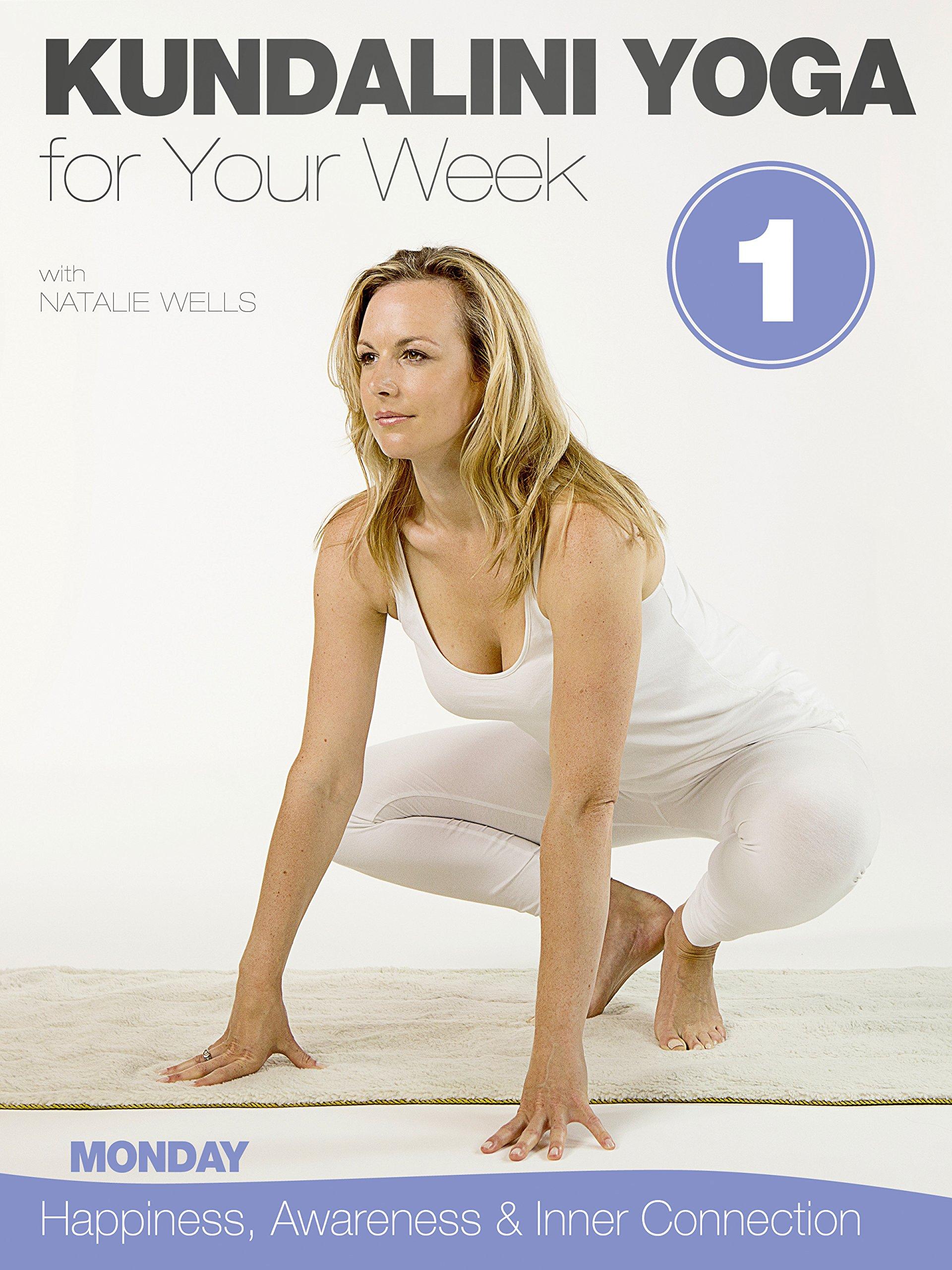 Amazon.com: Kundalini Yoga for Your Week - Monday: Natalie ...