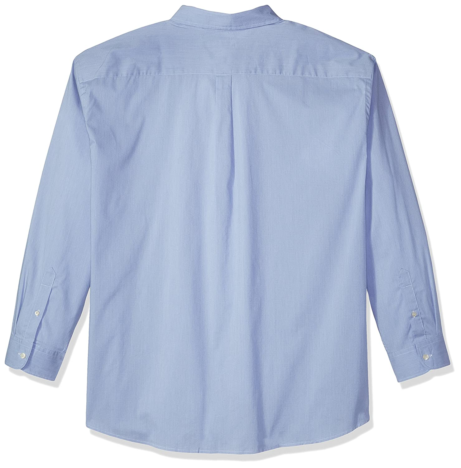 Dockers Mens Big and Tall Long Sleeve No Wrinkle Stretch Button-Front Shirt